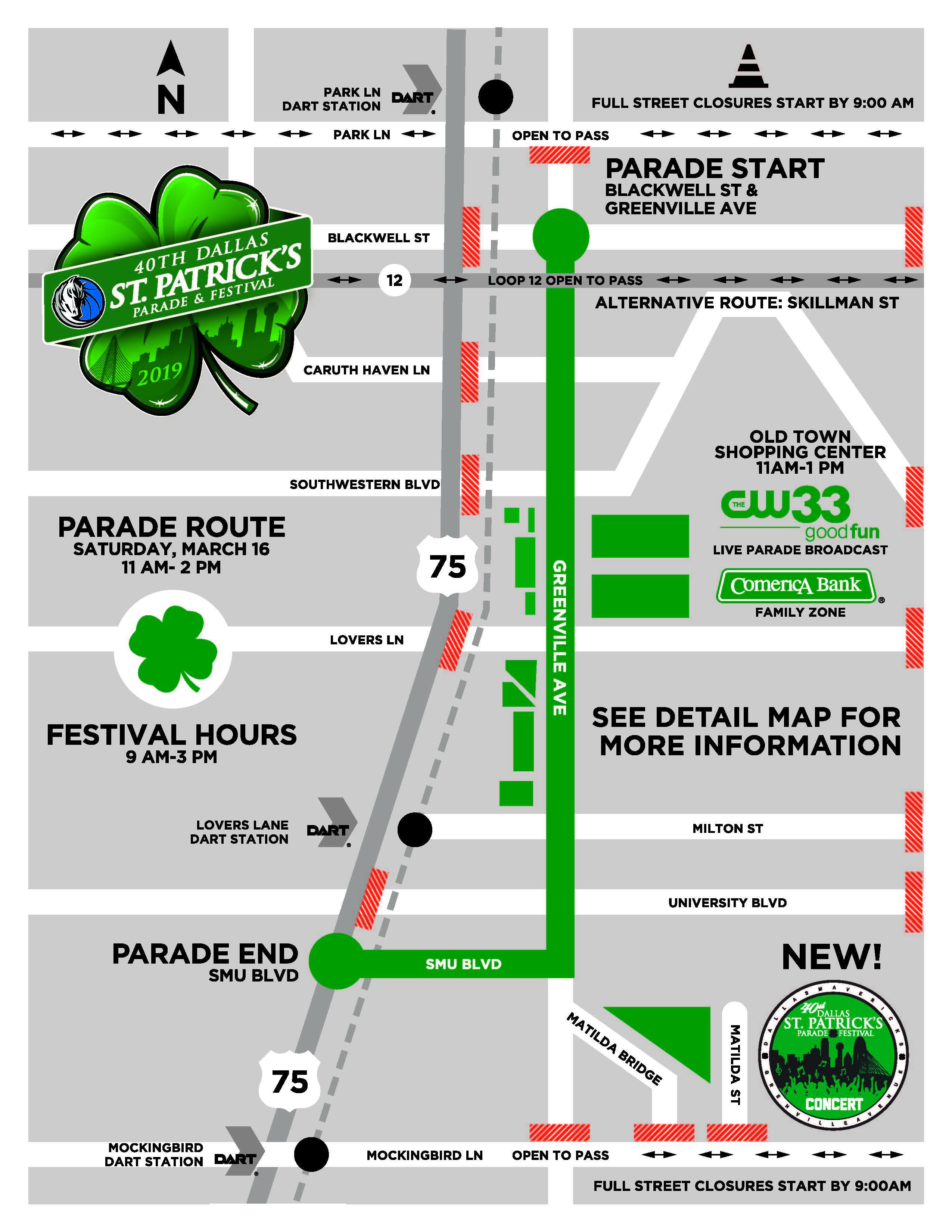 Annual St. Patrick's Day Parade in Manhattan celebrates Irish heritage